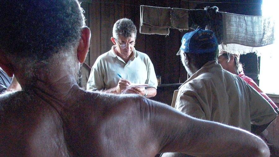 Auditores fiscais do trabalho resgatam trabalhador escravizado no Pará - Leonardo Sakamoto