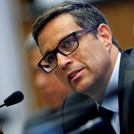 Presidente do Banco Central, Roberto Campos Neto avaliou hoje que a retomada econômica do país é robusta, mas ponderou que a reversão do desemprego não será rápida - Por Marcela Ayres