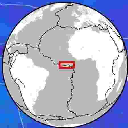 Terremoto ocorreu na zona de ruptura Romanche, no limite das placas sul-americana e africana - Imperial College London - Imperial College London