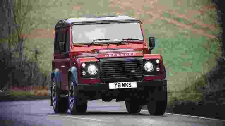 Land Rover Defender Workss - Divulgação  - Divulgação
