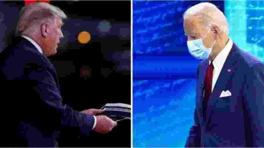 Segundo debate presidencial foi substituído por debates individuais dos candidatos com o público - Reuters