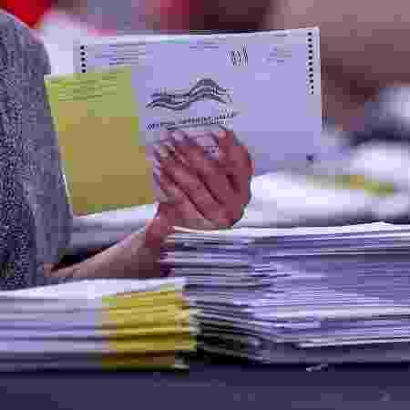 """""""Não podemos aceitar disputas pós-eleitorais sobre questões variadas de contagem de votos"""", diz a decisão - EFE/EPA/ERIK S. LESSER"""