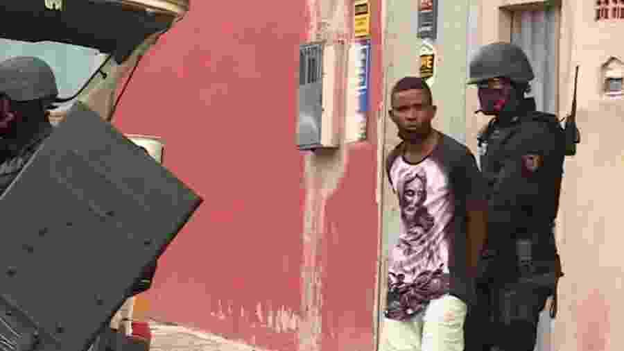 Bope atuou no caso e liberou às vítimas duas horas após a invasão do suspeito - Reprodução/TV Globo