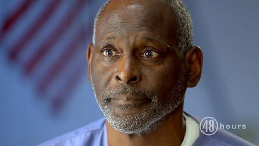 Crosley Green havia sido acusado de matar Charles Flynn Jr, de 22 anos, baleado em 1989 - Reprodução/CBS News/48 hours