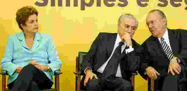 Família Sarney tem operado pela aprovação do processo de impeachment da Dilma - Pedro Ladeira - 28.mai.2015 /Folhapress