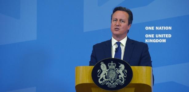 """""""Divórcio"""" começa se Cameron pedir ativação do artigo 50 do tratado da UE"""
