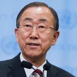 Secretário-geral das Nações Unidas, Ban Ki-moon foi alvo de espionagem dos EUA, segundo o WikiLeaks