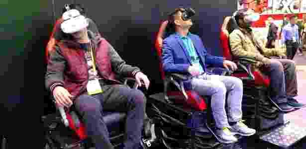 Realidade virtual - Márcio Padrão/UOL - Márcio Padrão/UOL