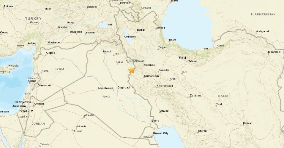 Terremoto de 7 3 de magnitude deixa mortos na fronteira for Que represente 500 mo