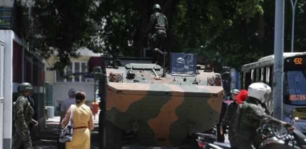 Intervenção na segurança pública do Rio foi decretada na última sexta (16) - Danilo Verpa/Folhapress
