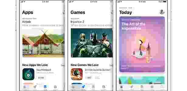app store 10 anos  - Divulgação/Apple - Divulgação/Apple