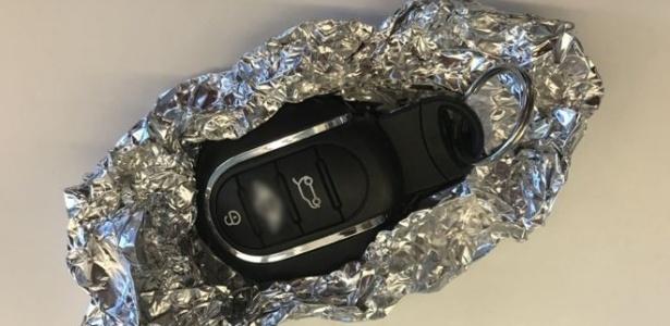 Chaves automáticas apresentam riscos de segurança