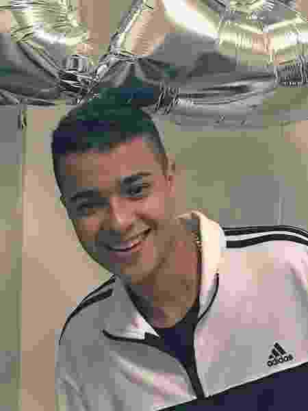 Gabriel Galhardo, 16, foi morto por um PM após intervenção em briga num bloco de Carnaval - Arquivo pessoal