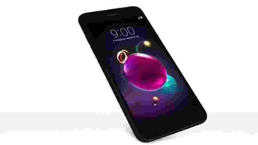 LG lança smartphone K8+, seu novo modelo de entrada - reprodução/LG