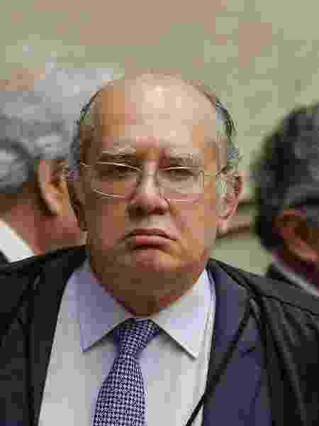 O ministro do STF, Gilmar Mendes - Dida Sampaio/Estadão Conteúdo