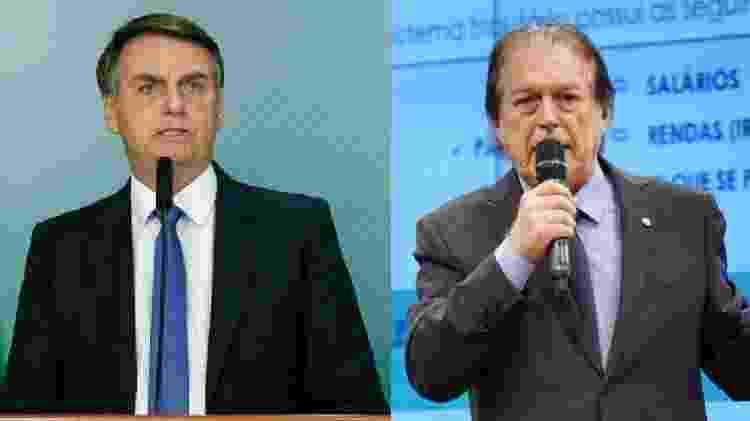 Bolsonaro e Bivar travam disputa pelo comando do PSL - Governo de Transição/Agência Camara