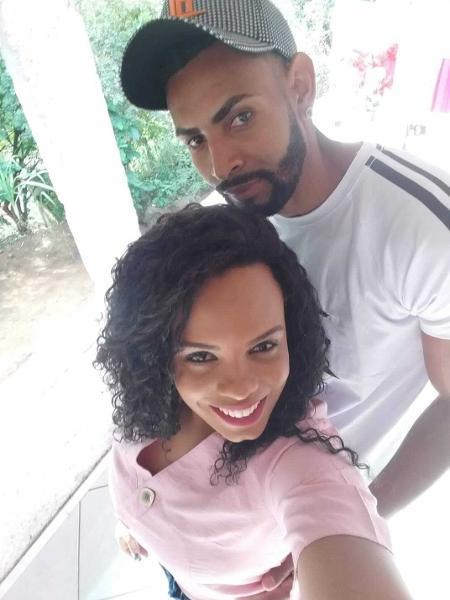 Segundo a defesa de Dayane, ela já havia denunciado o marido à polícia - Arquivo pessoal