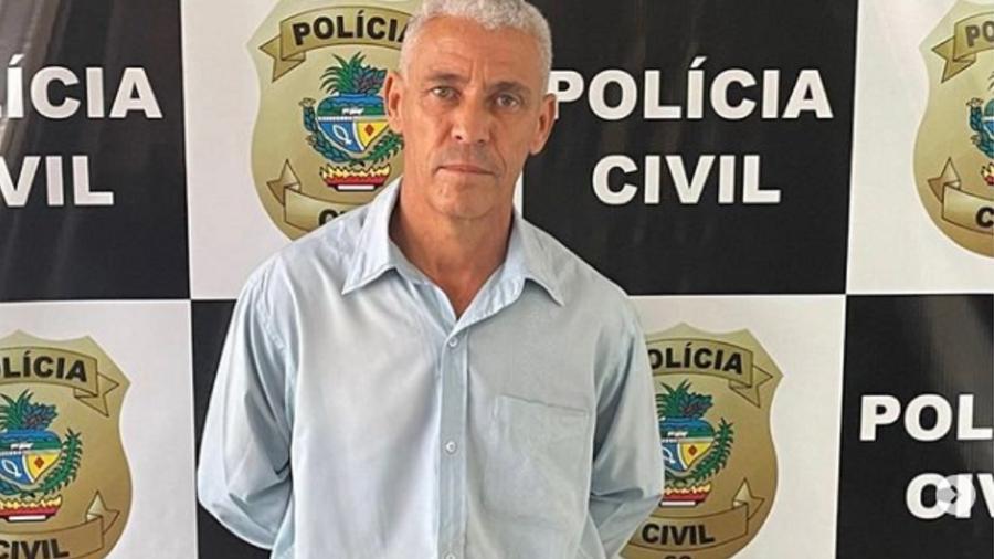 Polícia suspeita que pastor possa ter feito mais vítimas - Divulgação/Polícia Civil