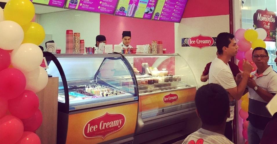 Franquia Ice Creamy