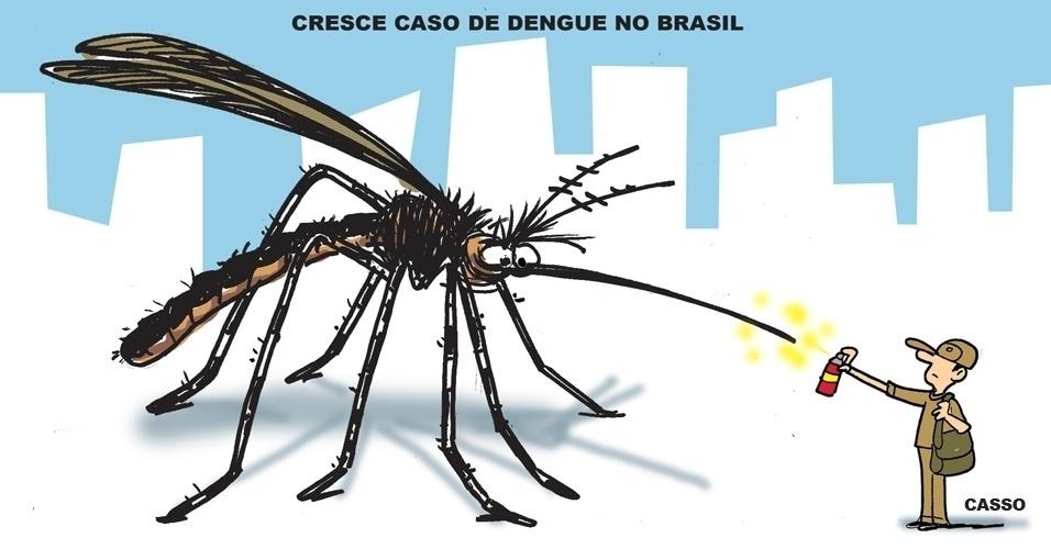 2.mar.2016 - Na luta contra o Aedes aegypti, será que o repelente vai nos salvar?