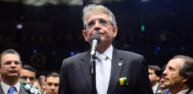 Pauderney Avelino (DEM-AM) e outros deputados dizem não ver motivo para impeachment de Temer - Nilson Bastian/Câmara dos Deputados