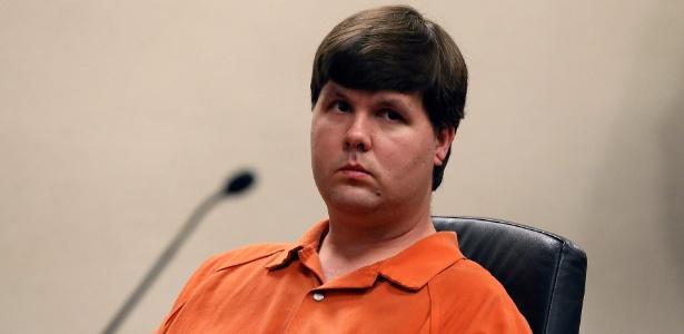 Justin Ross Harris acompanha seu julgamento por assassinato