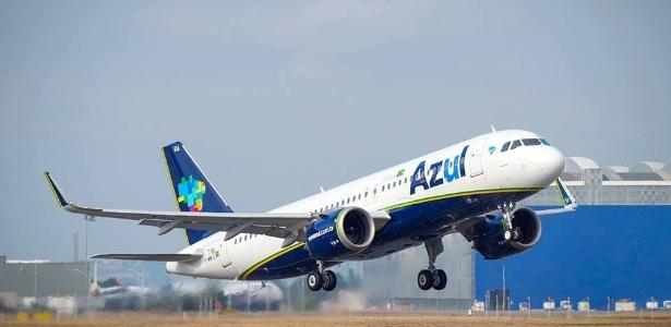 Passageiro foi preso quando já havia embarcado em avião da Azul Linhas Aéreas