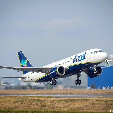 A Azul tem tido o melhor desempenho entre as companhias aéreas no segmento de carga até agora - DOUMENJOU Alexandre - MasterFilms