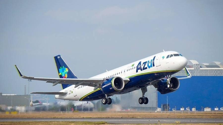 Airbus A320neo operado pela Azul - DOUMENJOU Alexandre - MasterFilms
