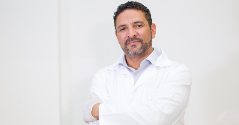Claudio Santana, fundador da Csanmek