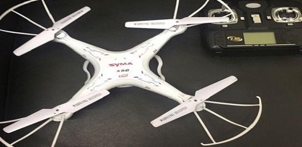 Um drone a serviço do Grêmio virou polêmica às vésperas da final da Copa Libertadores