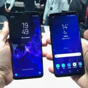 Samsung Galaxy S9+ e S9, lançados neste ano