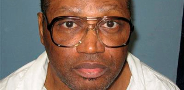 Vernon Madison, condenado a pena de morte no Alabama, EUA - Alabama Department of Corrections via Reuters