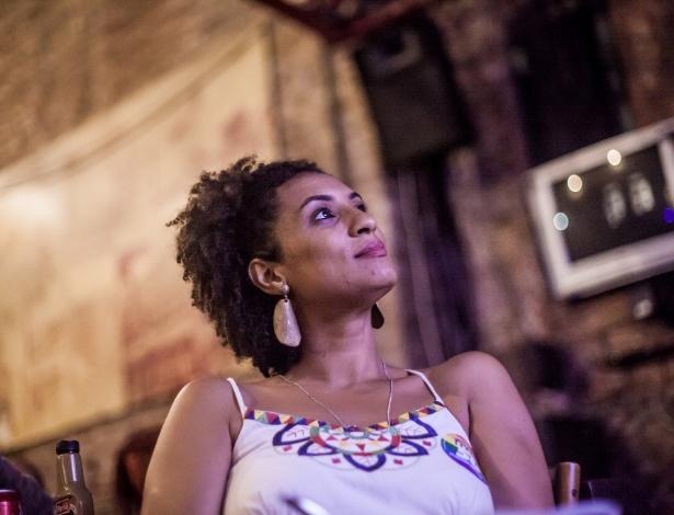 Marielle Franco, vereadora do PSOL assassinada no Rio de Janeiro