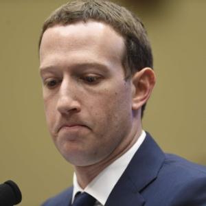Mark Zuckerberg, executivo-chefe do Facebook