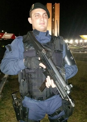 Após resgate, Heitor Theodoro foi promovido por ato de bravura