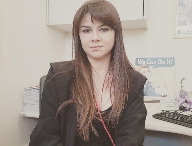 A promotora Ticiane Louise Santana Pereira, do MP-PR - Divulgação/Arquivo pessoal
