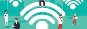 Emprestou a senha do wi-fi? Cuidado, você pode ser processado na Justiça (Foto: Getty Images/iStockphoto)
