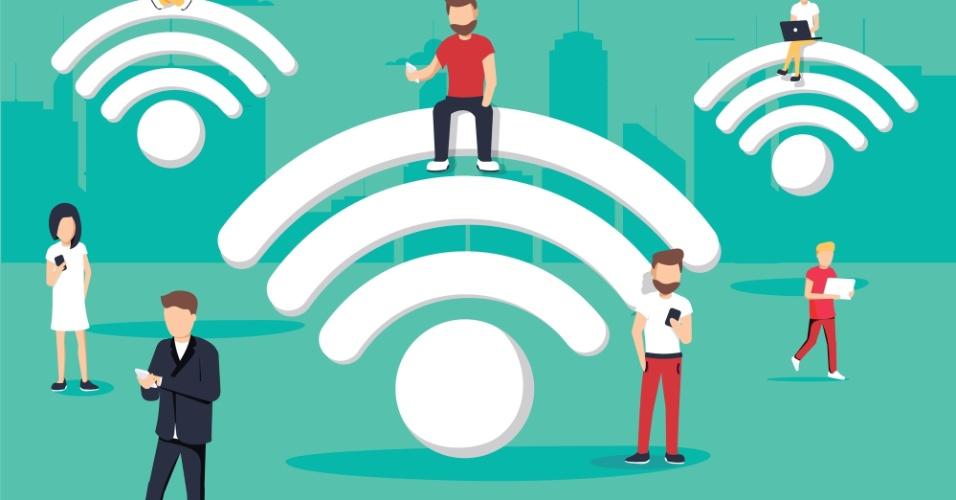 Emprestou a senha do wi-fi? Cuidado, você pode ser processado na Justiça