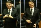 Bolsonaro em Brasília - Pedro Ladeira/Folhapress