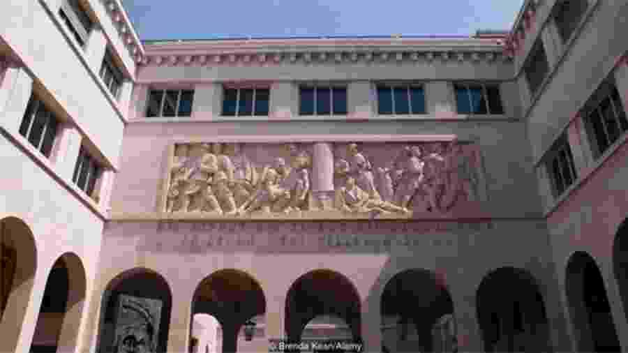 Fundada em 1222, a Universidade de Pádua foi o principal centro educacional da República de Veneza - Alamy Stock Photo/Brenda Kean