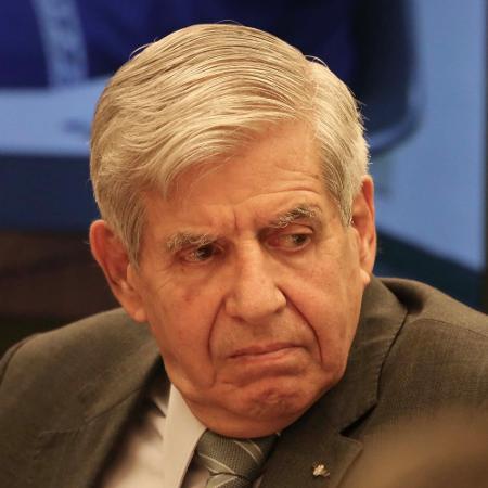 10,jul.2019 - General Augusto Heleno, chefe do GSI, durante audiência na Câmara dos Deputados - FÁTIMA MEIRA/FUTURA PRESS/FUTURA PRESS/ESTADÃO CONTEÚDO