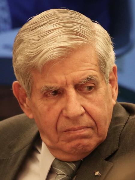 General Augusto Heleno, chefe do GSI - FÁTIMA MEIRA/FUTURA PRESS/FUTURA PRESS/ESTADÃO CONTEÚDO
