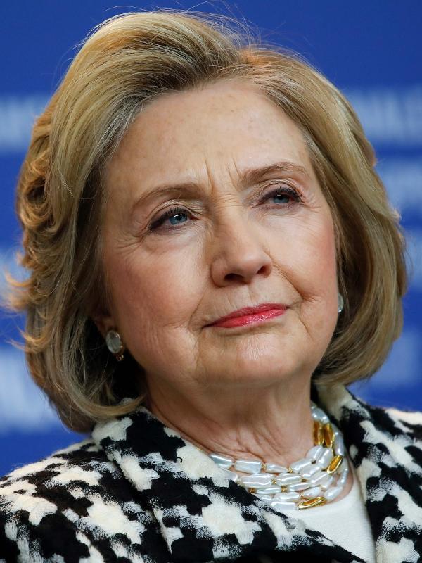 Hillary Clinton vai produzir 'The Woman's Hour', bancada pela CW