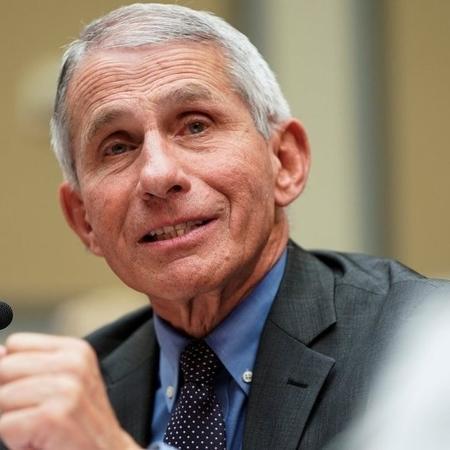 Médico Anthony Fauci, maior autoridade em doenças infecciosas nos EUA - Reuters via BBC