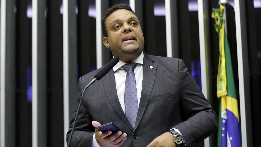 Otoni de Paula já é investigado pelo STF em inquérito que apura seu envolvimento em atos antidemocráticos - Michel Jesus/Câmara dos Deputados