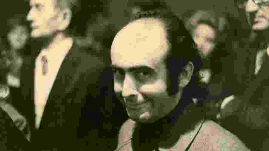 Vladimir Herzog em foto dos anos 1970. A imagem faz parte da coleção pessoal de Ivo Herzog no Acervo Vladimir Herzog - Acervo Vladimir Herzog