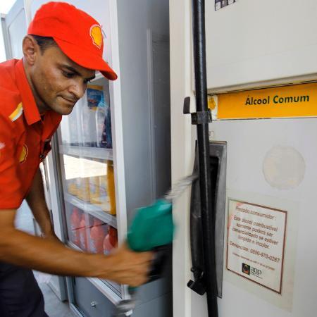 Nos postos pesquisados pela ANP em todo o país, o preço médio do etanol subiu 0,89% na semana ante a anterior - Paulo Whitaker