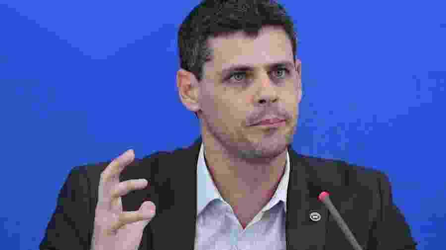 Segundo Bruno Funchal, o BC demonstrou preocupação com a possibilidade de ter prejuízo - Edu Andrade/Ascom/ME