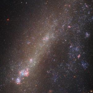 Nasa/ Hubble/ ESA